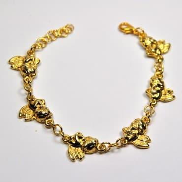 Le Bracelet Victoria Or