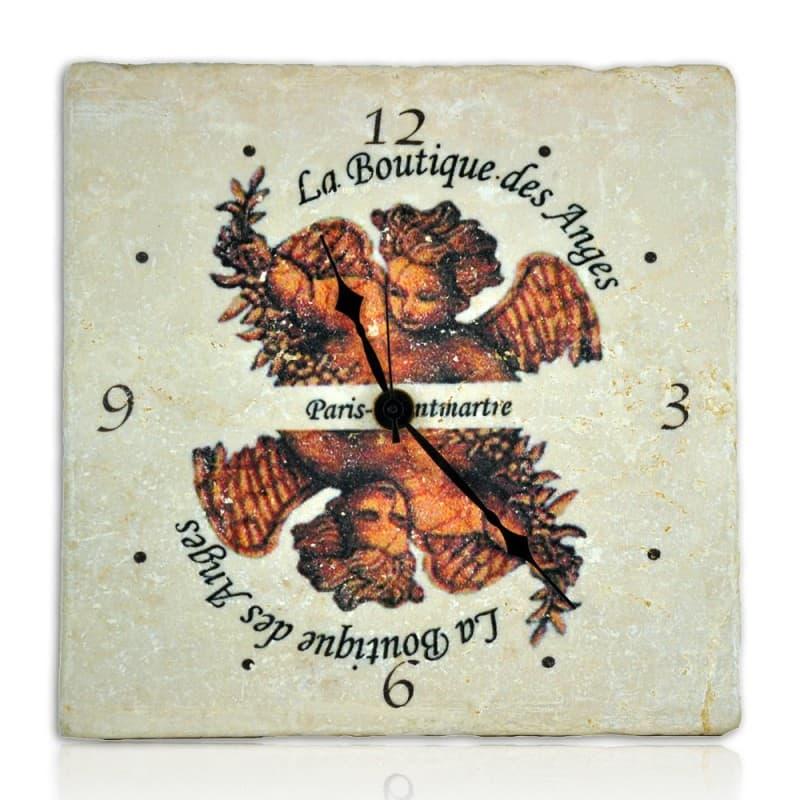 L' Horloge Logo La Boutique des Anges