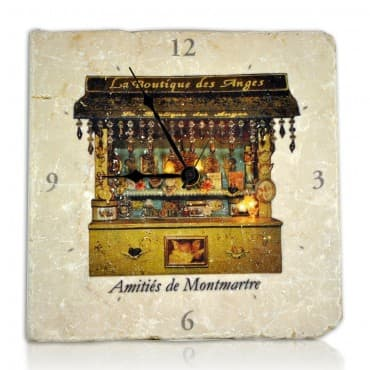 L' Horloge Miniature La Boutique des Anges