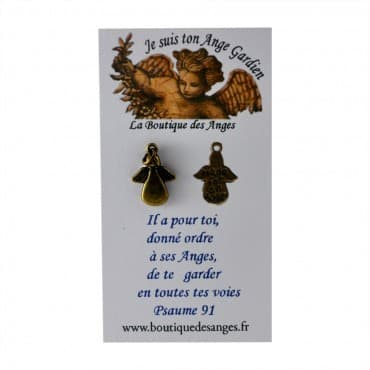 Le pendentif Ange Br