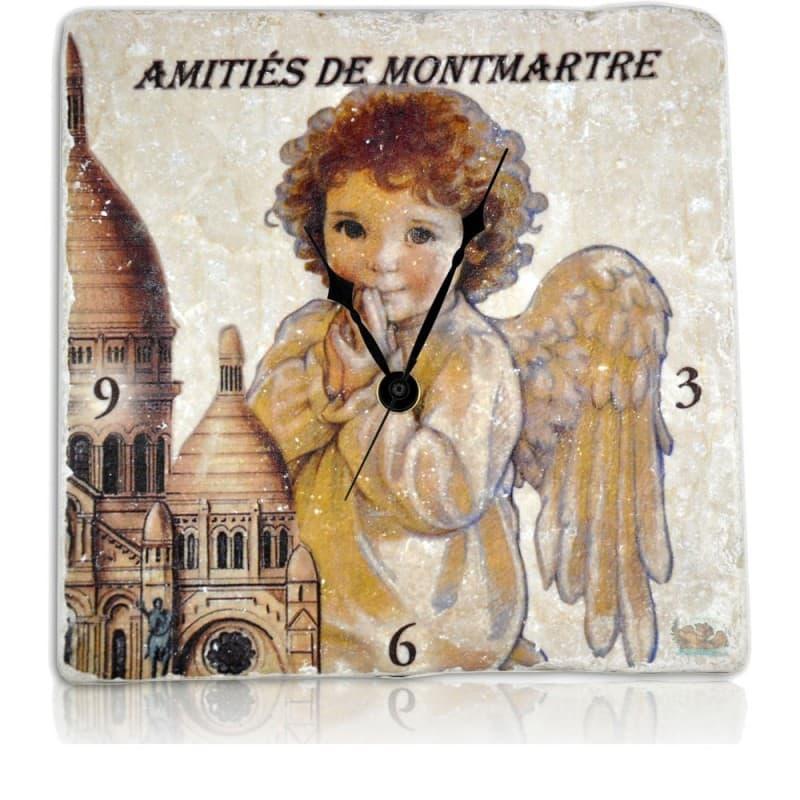 L' Horloge Amitiés de Montmartre