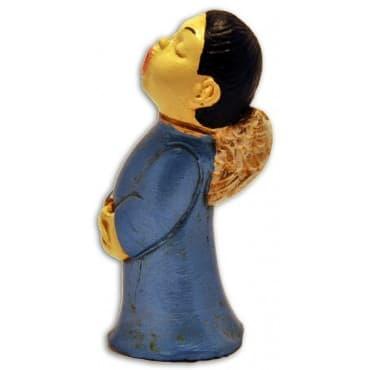 Choristes Bleu Prière