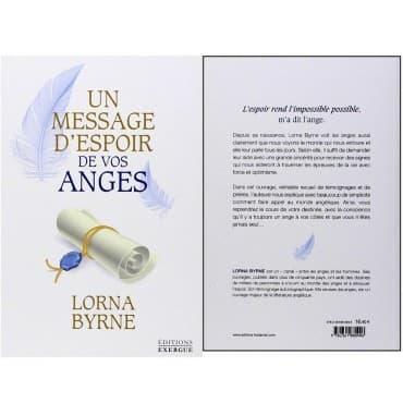 un message d' espoir de vos anges de Lorna Byrne