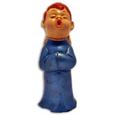 Choristes Bleu Croisé