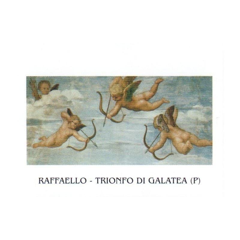 RAFFAELLO Trionfo Di Galatea 24x30