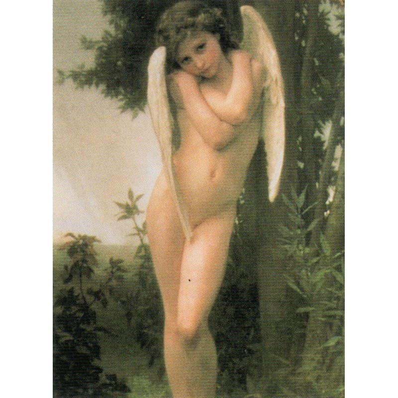 BOUGUEREAU - Cupidon 50x70 cm