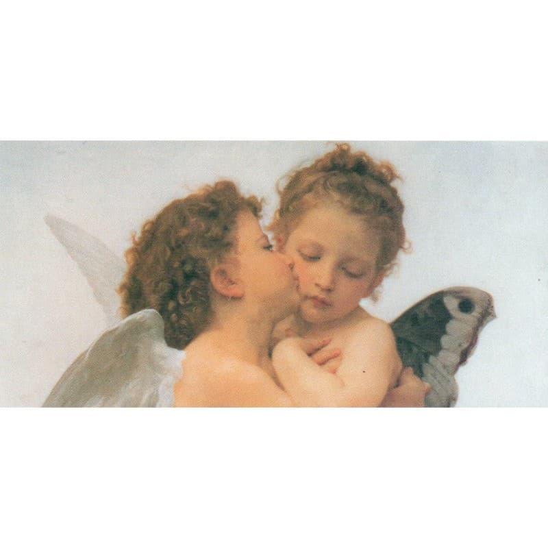 Bouguereau - The First Kiss 25 x 50 cm