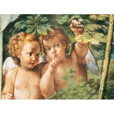 Caracci - Madonna del Silenzio 60 x 80 cm