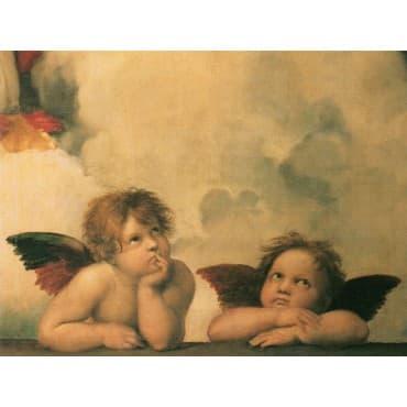 Raffaello - Madonna Sistina 50 x 70 cm