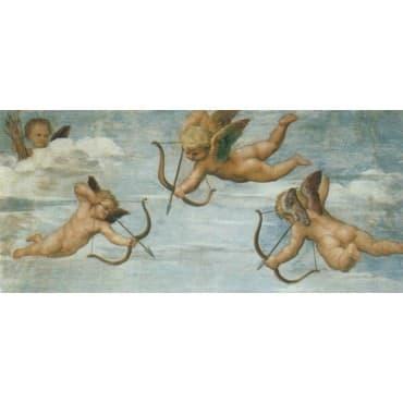 Raffaello - Trionfo Di Galatea 50 x 100 cm