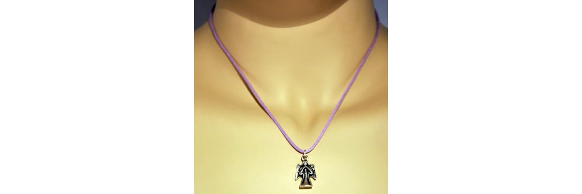 Parure Ange - Collier Ange - La Boutique des Anges - Ange en collier - Ange en parure