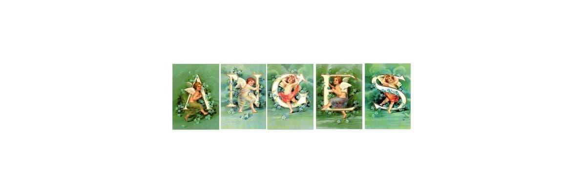 Cartes Postales anges - La Boutique des Anges