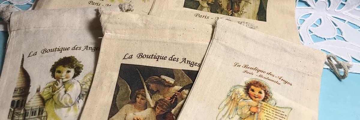 Sac Maroquinerie Ange - La Boutique des Anges - Ange en sac - Vente d' Ange
